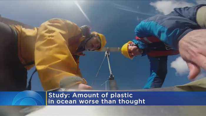 Study: Amount Of Plastic In Ocean Worse Than Thought