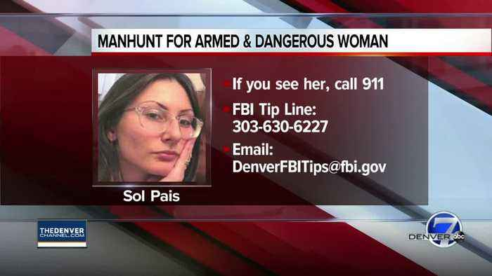 Manhunt for Sol Pais continues Wednesday morning