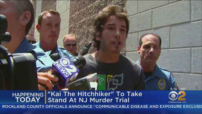 'Kai The Hitchhiker' Expected To Take The Stand In N.J.