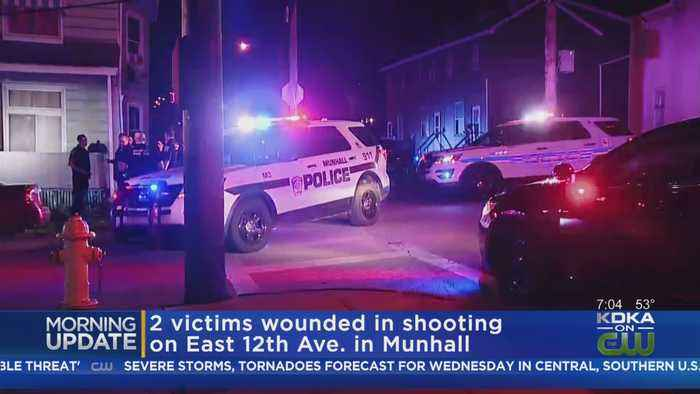 2 People Wounded In Munhall Shooting