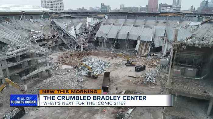 Update on Bradley Center demolition and what's to come