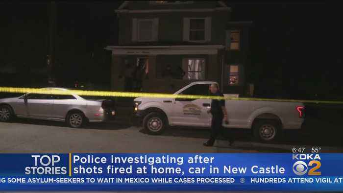 New Castle Police Probe Late-Night Shooting