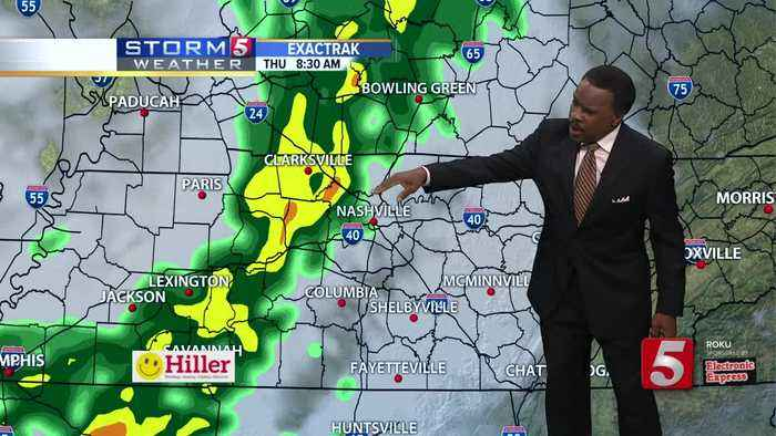 Lelan's morning forecast: Wednesday, April 17, 2019
