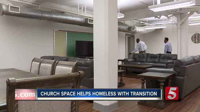 'The Foundry' provides transitional space for homeless men
