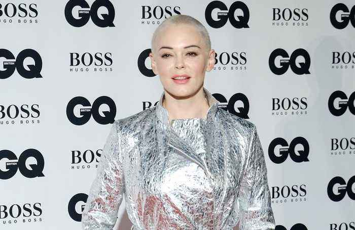 Rose McGowan can't smell