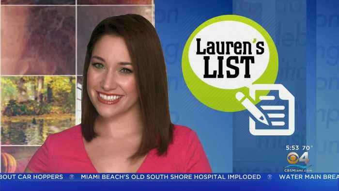 Lauren's List: Mistakes We Make That Hurt The Environment