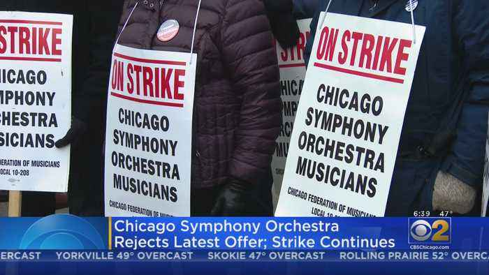 Still No Deal In Chicago Symphony Orchestra Strike