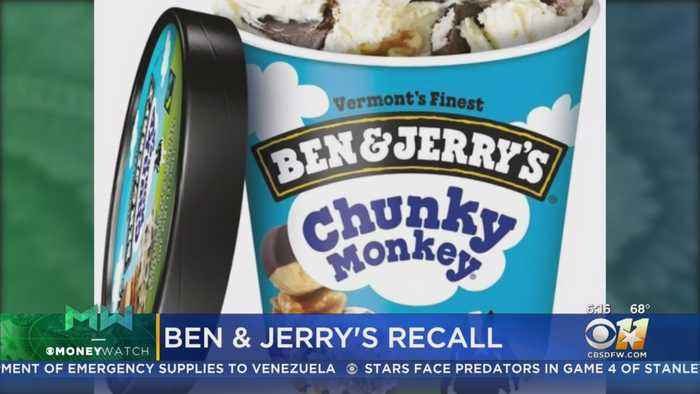 Ben & Jerry's Recalls Some Chunky Monkey And Coconut Seven Layer Bar Flavors