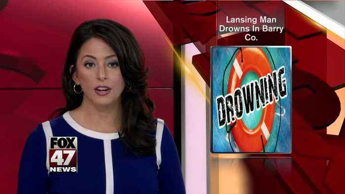 Lansing man drowns in Barry County