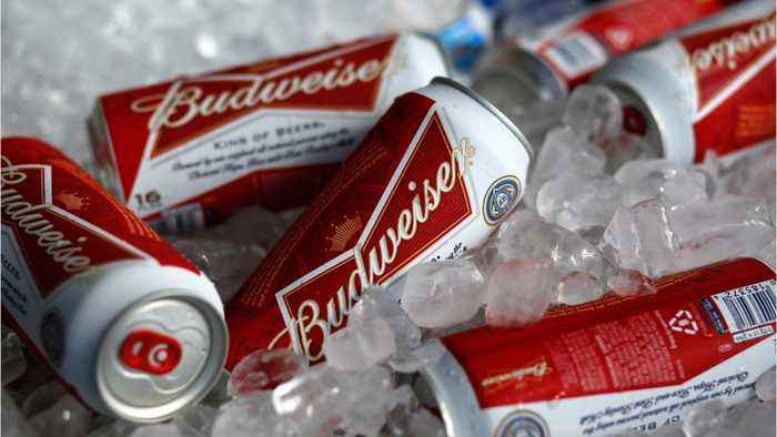 Limited-Edition Budweiser Brew Released In Honor Of Moon Landing