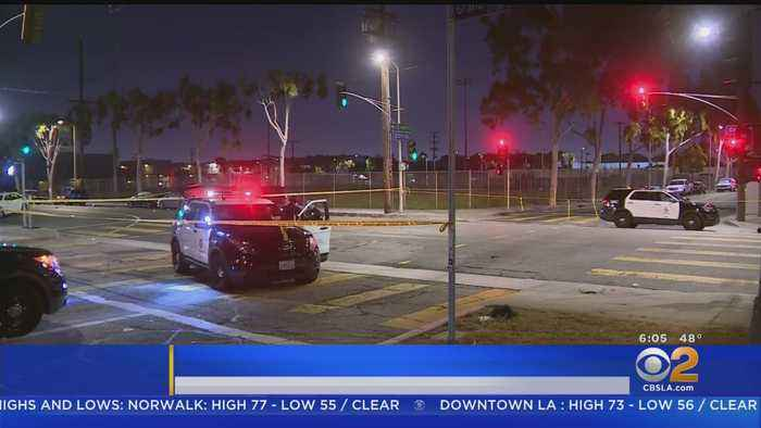 Man Stabbed To Death Near USC, Suspect Caught