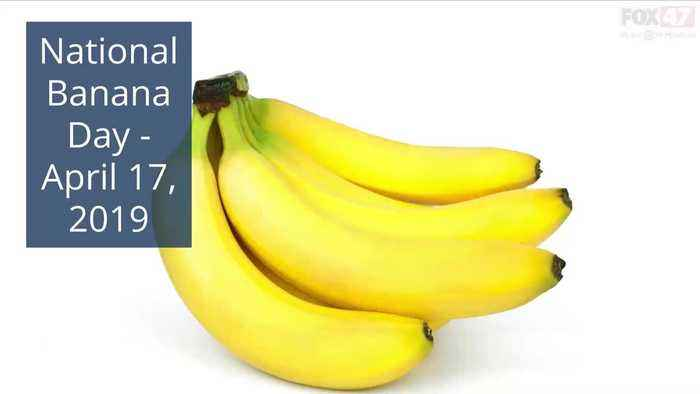 5 Fun Facts to Go Bananas Over On National Banana Day!
