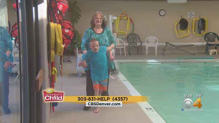 Success Story: Boy With Angelman's Syndrome Was A Wednesday's Child In 1992