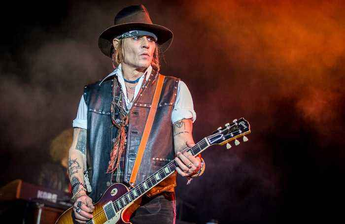 Johnny Depp relying on surveillance footage