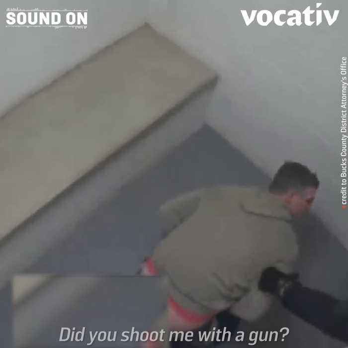 US Cop Mistakenly Shoots Suspect With Gun While Reaching For Taser