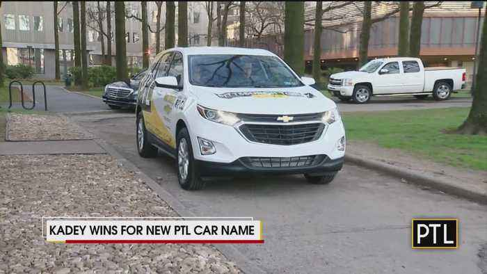 PTL's New Car Gets A Name