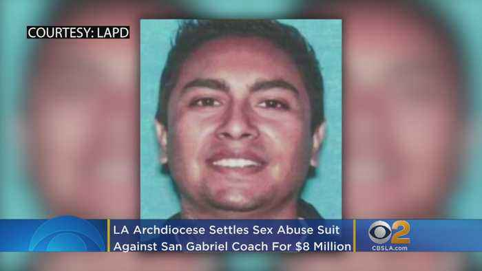 LA Archdiocese Settles Sex Abuse Suit Against San Gabriel Catholic School Coach For $8M