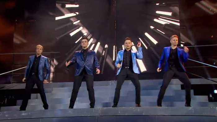 'Westlife: The Twenty Tour Live from Croke Park' Trailer