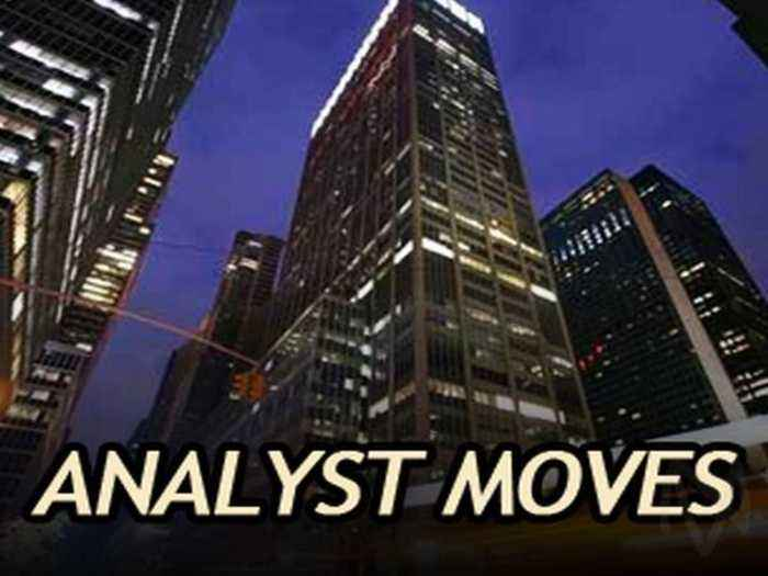 Dow Analyst Moves: KO
