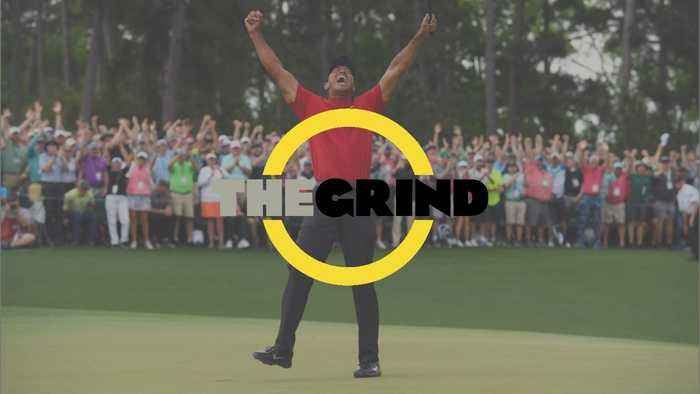 Holy s#*%! Tiger Woods won the Masters!