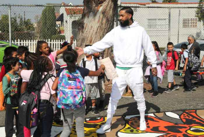 Nipsey Hussle's Family Picks Up the Torch on His Foundation Plans