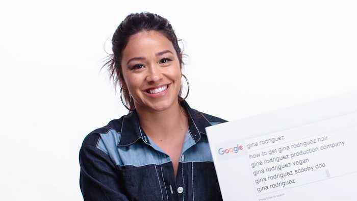 Gina Rodriguez Answers the Web's Most Searched Questions