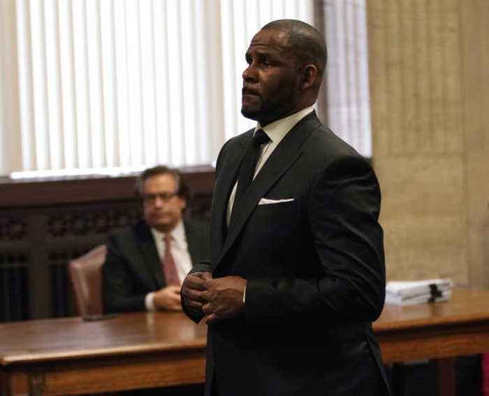 R. Kelly could face jail again over missed child support