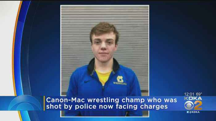 Former High School Wrestling Champ Charged After Domestic Violence Incident