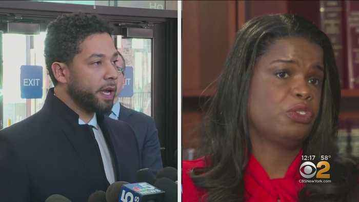 Chicago Prosecutor Criticized Charges In Jussie Smollett Case