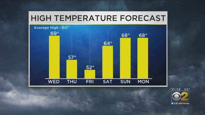CBS 2 Weather Watch (11AM, April 17, 2019)