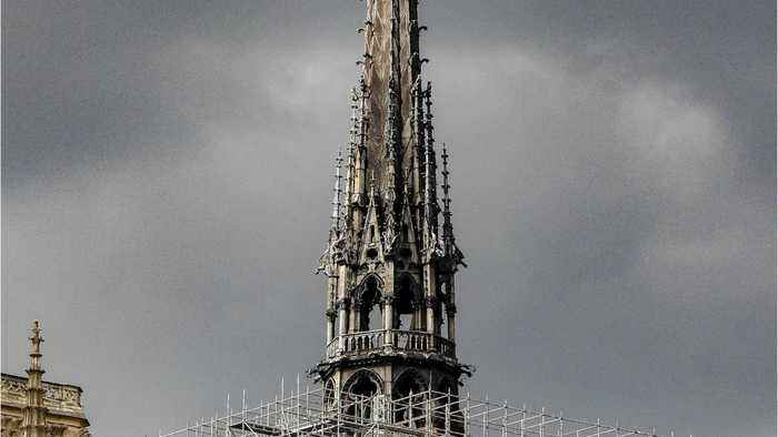 International Architects May Redesign Notre-Dame's Spire