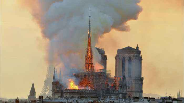 Will Notre-Dame's Spire Be Rebuilt As It Was Or Receive A Modern Twist?