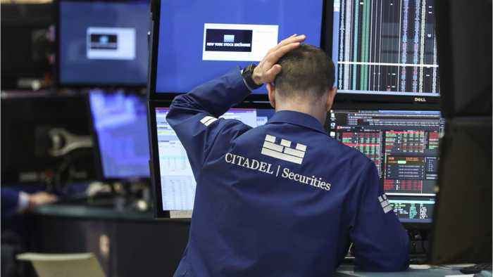 Wall Street Markets Flat During Morning Trading