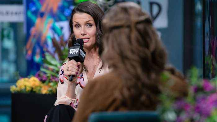 Women From All Walks Of LIfe Are Featured In Bridget Moynahan's Book, 'Our Shoes, Our Shelves'