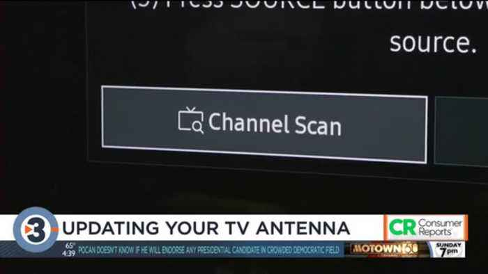 Consumer Reports: Why it's time to rescan your TV antenna