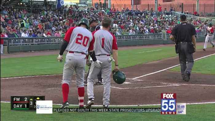 TinCaps Take Game Two from Dragons