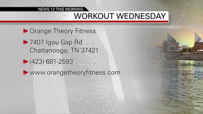 WORKOUT WEDNESDAY 04-17-19
