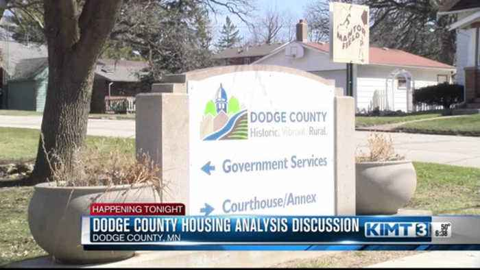 Dodge County housing analysis shows need is growing fast