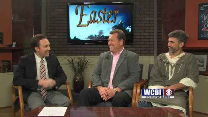 Sunrise GuestS 4/17/19  - Living Pictures Easter Production
