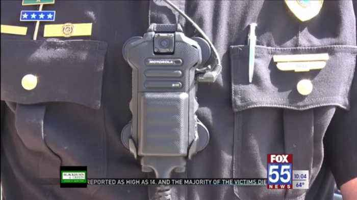 Columbia City Police outfitted with updated body cams
