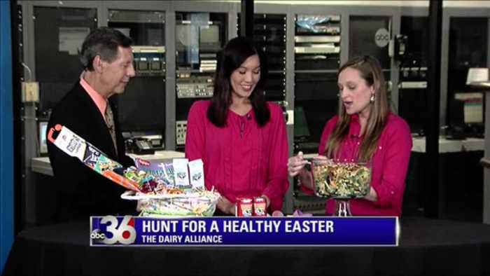Hunt for a Healthy Easter