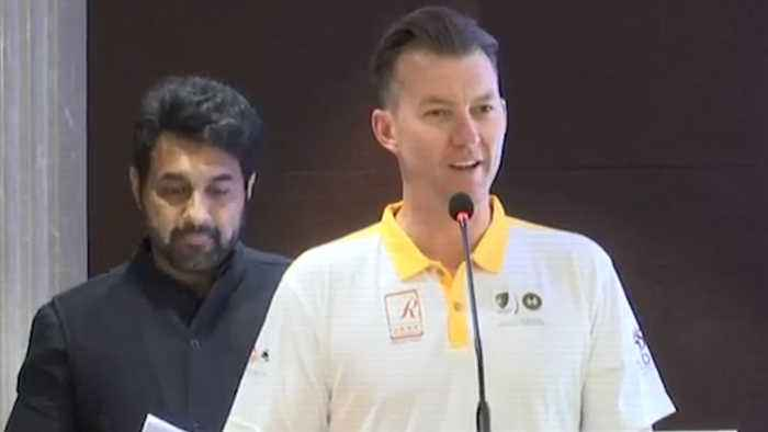Former Australian Cricketer Brett Lee says,My Dream is to find India's Fastest Bowler |Oneindia News