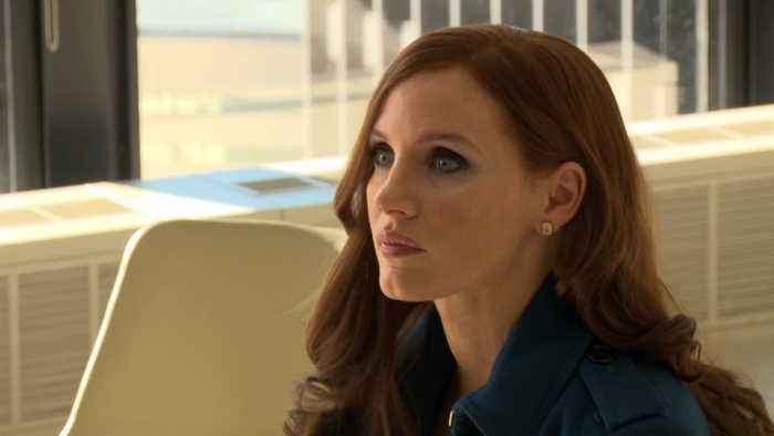 Jessica Chastain displeased with Time 100 list