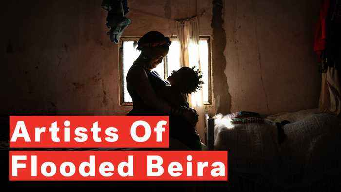 The Artists Rebuilding Their Lives In Cyclone-hit Beira