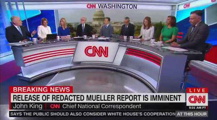 John King says Americans should read Mueller report with family