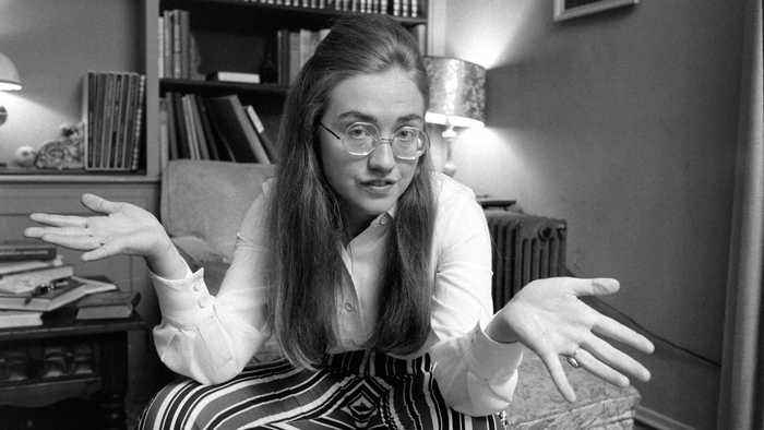 Hillary Clinton's First Failure and What She Learned
