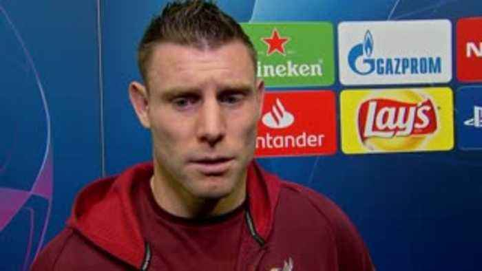Milner: City will react like champions