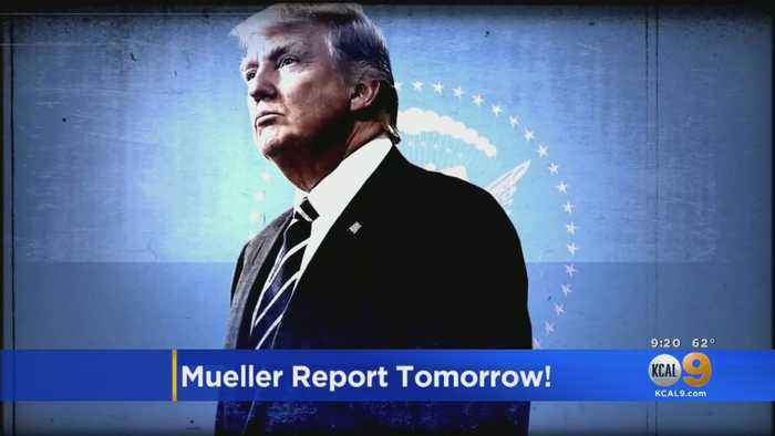 It's Mueller Time (Finally!) As Report Is About To Be Released To Nation