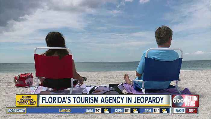 Visit Florida funding In jeopardy