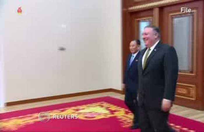 North Korea demands Pompeo's removal from talks
